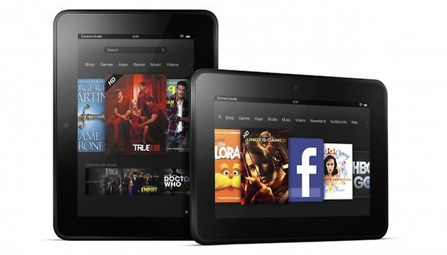 Amazon Kindle Fire HD Shipping Today