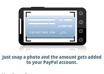 PayPal Introduces Check-Scanning for Android