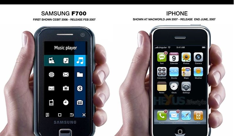 """Apple Claims Early Victory in Their """"Copycat Case"""" Against Samsung"""
