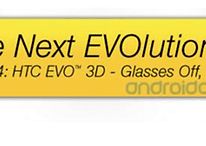 HTC EVO 3D to Hit Sprint Late June?
