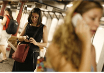 New Yawkers Can Now Tawk on their Cell Phones in Select Subway Stations
