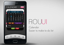 ROUUI Wants to Give Your Home Screen a Sleek, New Makeover