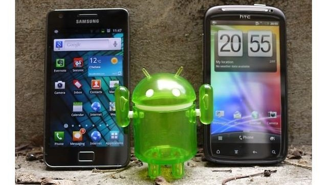 [Video Review] Samsung Galaxy S2 Vs. HTC Sensation