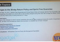 Sprint Axes Popular Perks