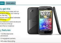 [Breaking] HTC Sensation Available for Pre-Ordering at Vodafone UK, Expected Delivery by May 19th