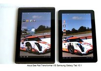 [Hands-On] Samsung Galaxy Tab 10.1 vs. Eee Pad Transformer in Video Smackdown