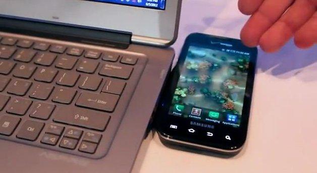 intel carga inalambrica smartphone