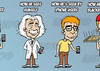 [Comic] How Smartphone Owners See Each Other – And Themselves