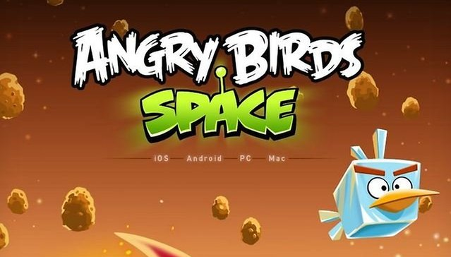 Cool Ad: NASA Astronaut Plays Angry Birds in Space