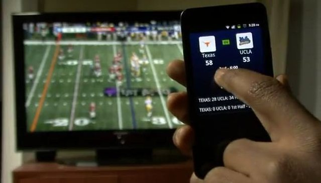 Are You Watching This?! Android App: Never Miss Another Game