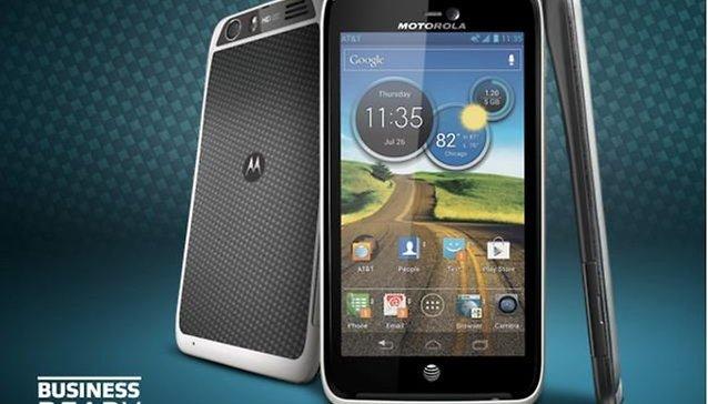 Motorola Unveils The ICS-Enabled, LTE-Friendly Atrix HD