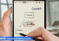 Galaxy Note ICS Upgrade Brings Scribble-Fixing Software and 3D Cards