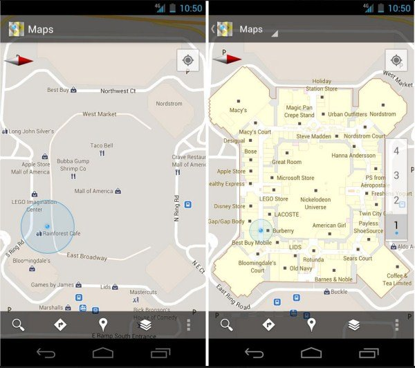 Google Maps Version 6.0 2