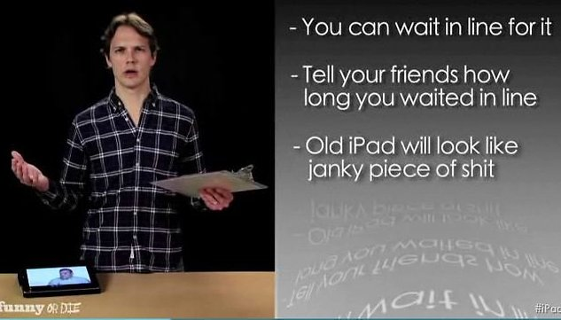 The (NSFW) Truth About the New iPad