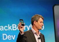 E a ideia genial da BlackBerry é... livrar-se do teclado?