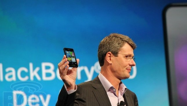 And Blackberry's Big Idea is....Get Rid of the Keyboard?
