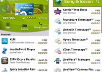 Sony Ericsson Sets up Its Own Page on Android Market, Demotes My Apps to a Menu Button