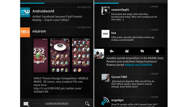 Download Carbon for Twitter's Android App HERE