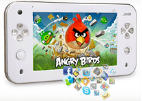 JXD S7100 Chinese Android Gaming Tablet Steals from Nintendo, Sony