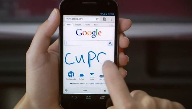"""With Google's New """"Handwrite,"""" The Whole Screen Is Your Keyboard"""
