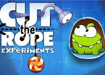 Cut the Rope : Experiments disponible sur Android
