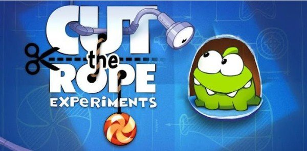 cut the rope experiments android