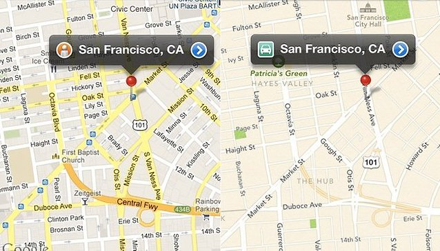 iLost: Good Luck Finding Anything on Apple's New Maps App