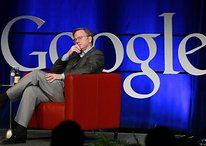 Google's Schmidt: Android Started Before iPhone