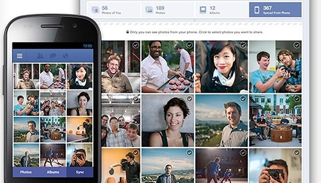 Facebook Photos Will Soon Auto-Sync, Just Like on Google+