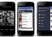 La nouvelle application Facebook pour Android est plus rapide, plus fonctionnelle et plus esthétique que jamais ! [Test]