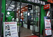 Fake Android Store in China Also Sells iPhones!