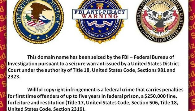 Three Major Pirated App Sites Seized In Government Sting