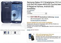 Samsung Galaxy S3 Up for Pre-Order on Amazon, Official Website Live