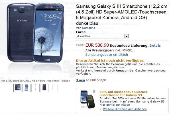 Buy Galaxy S3