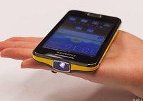 Samsung Galaxy Beam : votre vidéoprojecteur de poche