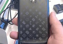 Baixe a parte traseira do Samsung Galaxy Nexus como papel de parede
