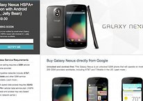 Sospesa a causa di un brevetto la vendita del Galaxy Nexus in USA