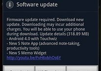 Samsung Galaxy Note ICS Update Comin' At Ya!