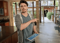 [Video] Samsung Teams Up with James Franco to Sell Galaxy Note 10.1