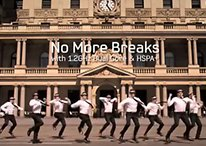 "Samsung Galaxy S II Commercial - ""No More Breaks"""