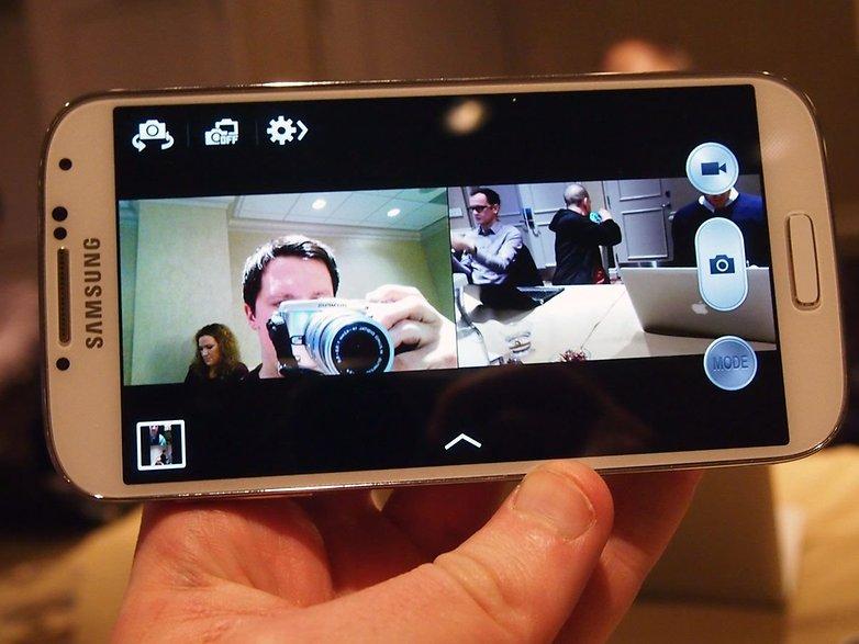 galaxys4 camera