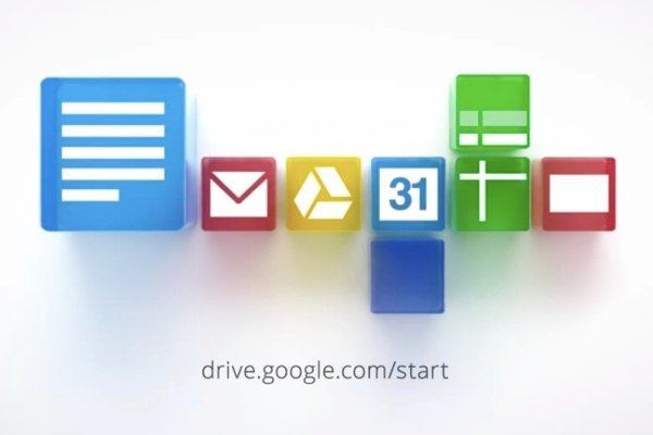 Application Android Google Drive mise à jour
