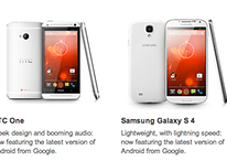[Poll] Will You Be Buying a Google Edition Galaxy S4 or HTC One?