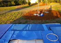 Cool Video: Google Glasses Passes the Trampoline Test