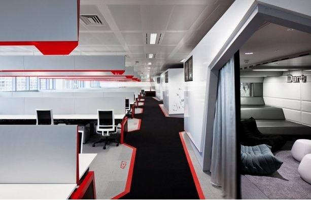Google bureaux Londres