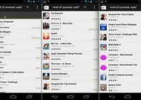 Google Play's Summer Sale: Swiftkey, Max Payne, NOVA Prices Slashed