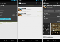 Google Play ouvre la porte aux abonnements pour les applications