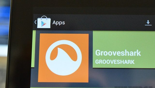After Getting the Boot, Grooveshark Is Back in the Google Play Store
