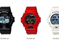 Les montres G-Shock parlent avec nos smartphones Android