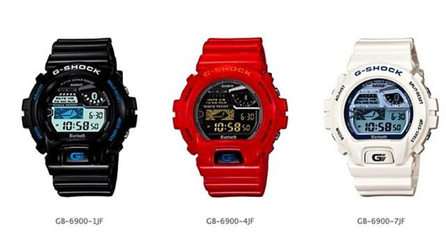 Casio G-Shock for Android